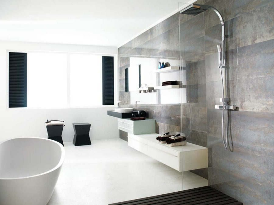 contemporary bathroom tiles these modern bathroom tile designs will inspire the most 12468