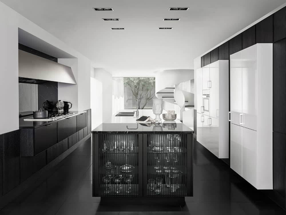 SieMatic Pure SE 3003 R kitchen by SieMatic