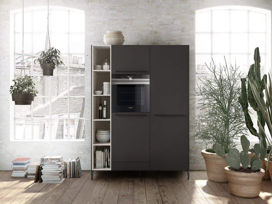 SieMatic Urban SC 10 kitchen shelf by SieMatic