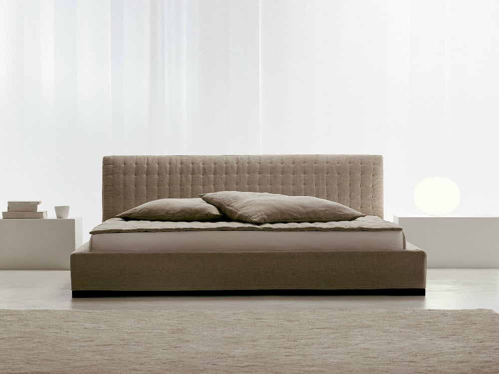 Similandue soft bed by Orizzonti Italia