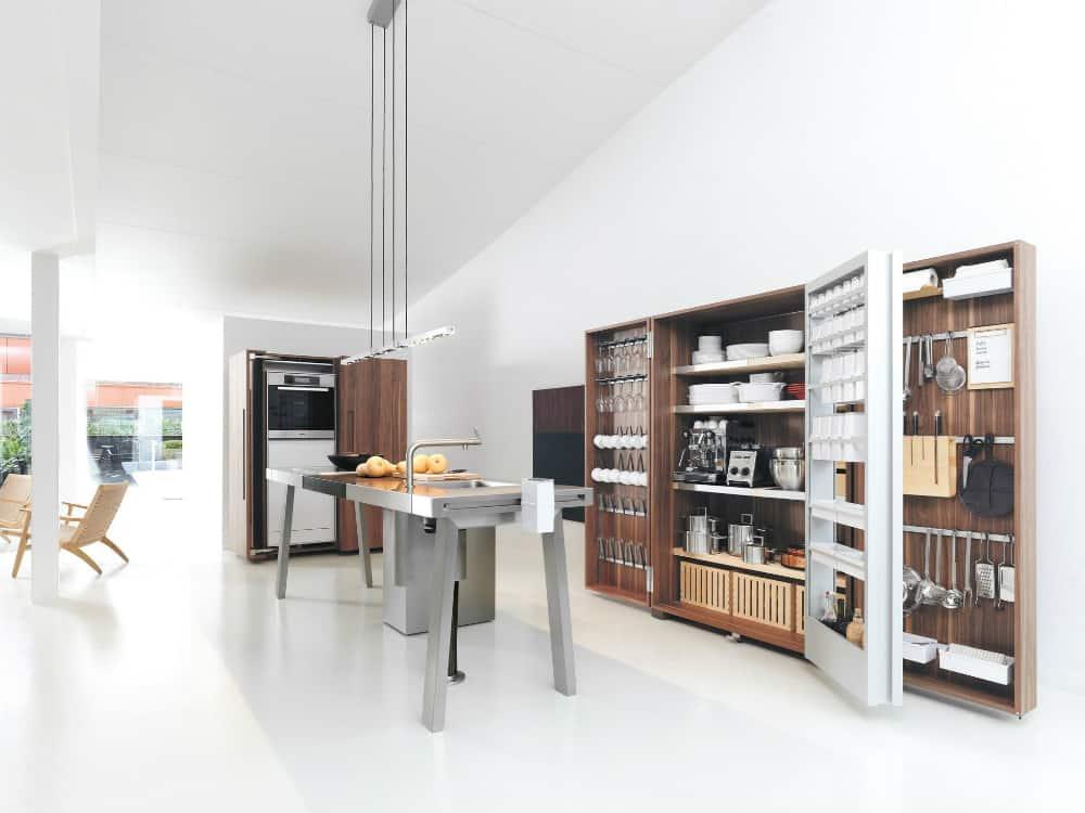 Storage-friendly B2 by Bulthaup