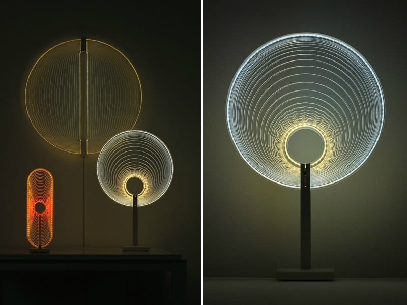View In Gallery Thanks For The Sun Lamps By Arnout Meijer Studio