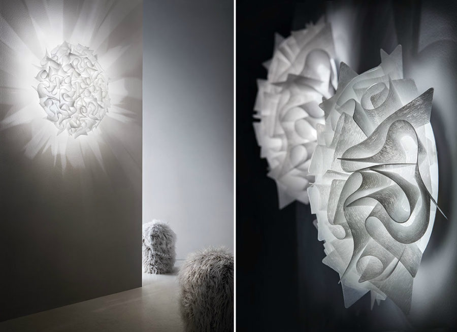 View in gallery wall lamp