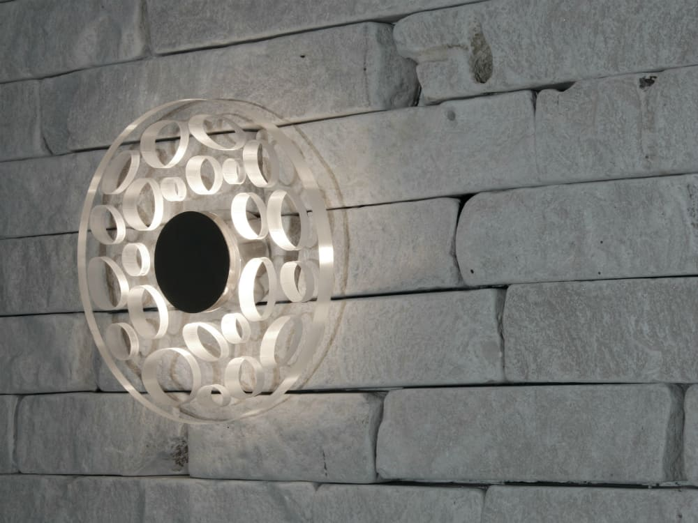 Wall light Fly Brilamenti by Hi Project