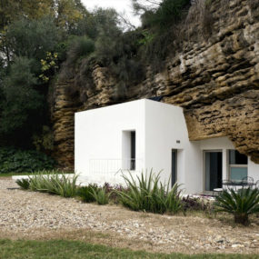 Cave House is More Than a Name for This One