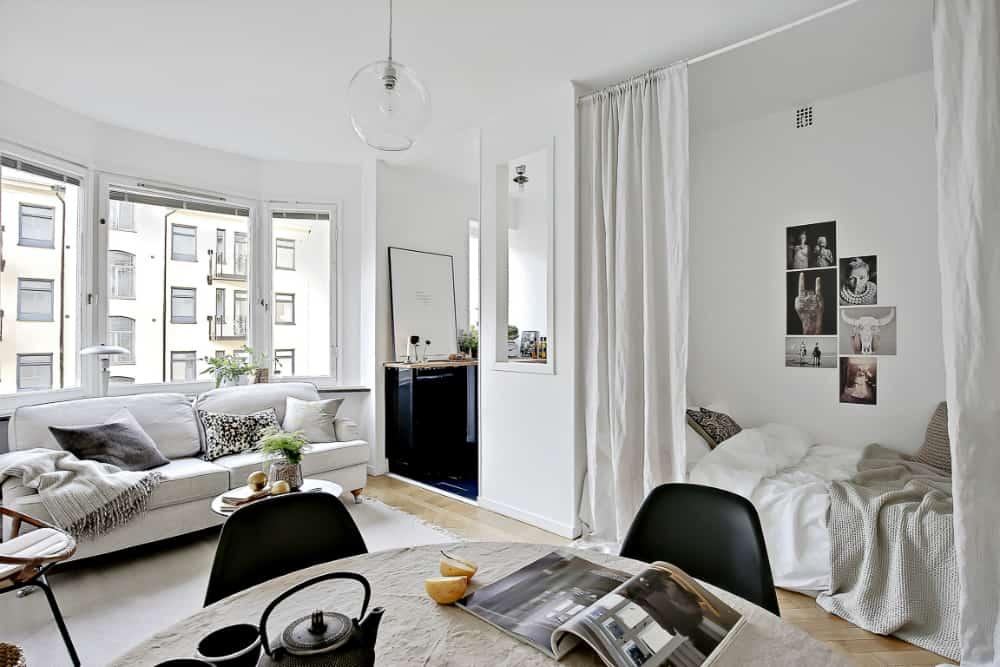 25 sq m apartment