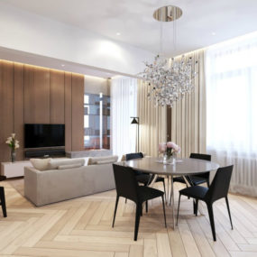 Apartment Interiors Design Ideas Inspiration Photots