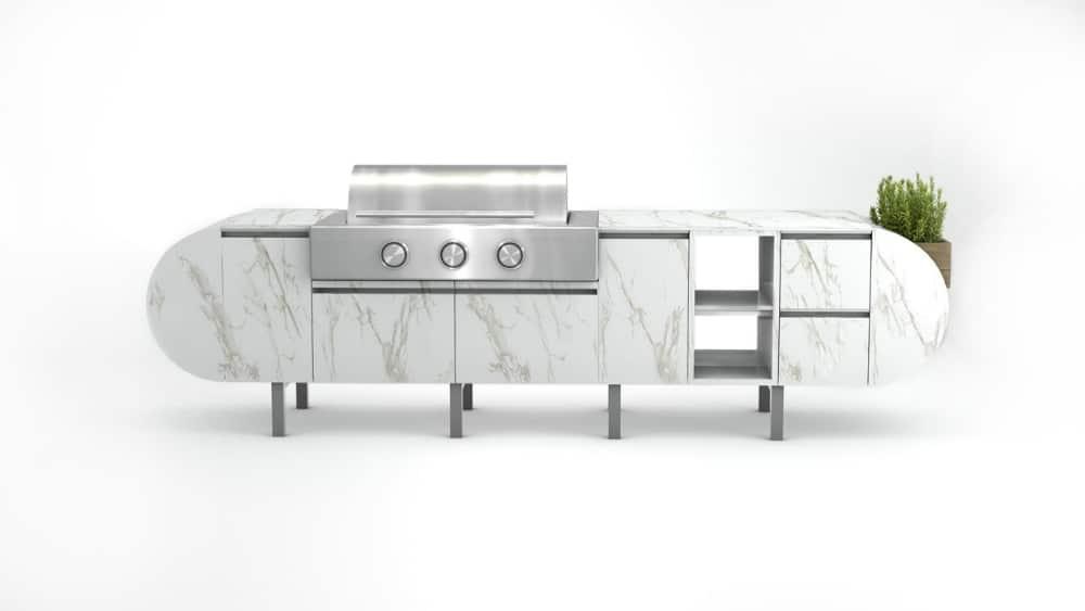 ASA-D2 by Brown Jordan Outdoor Kitchens