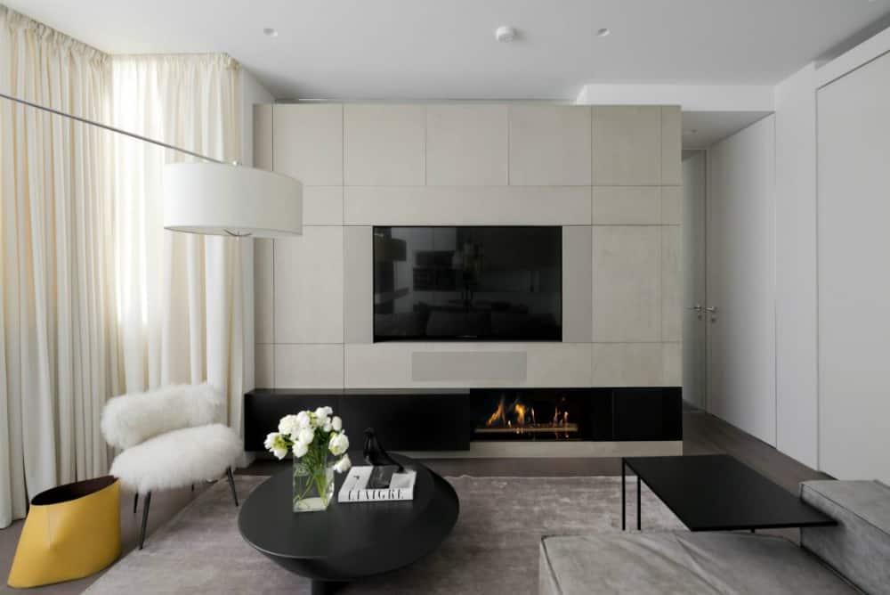 Alexandra Fedorova apartment design