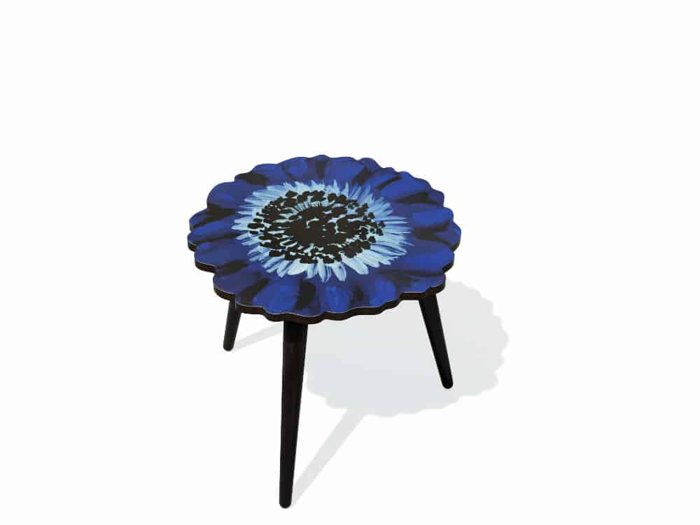 Anemone S table by Bazartherapy