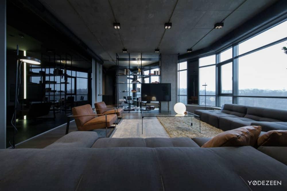 Apartment by Yodezeen, Kiev