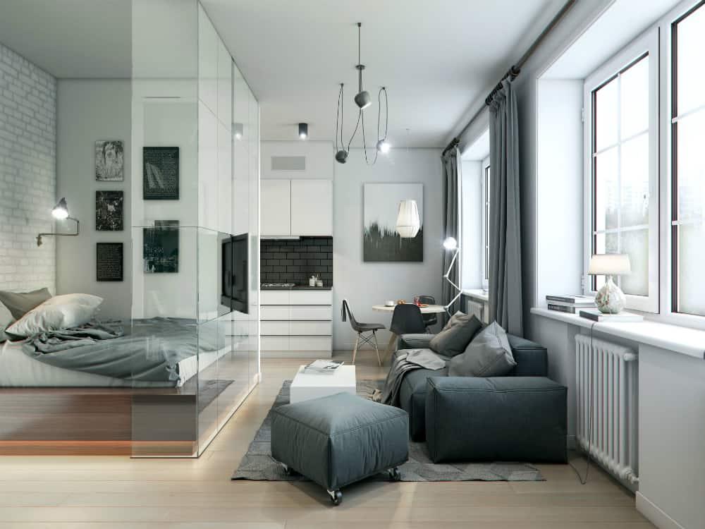 Apartment in Budapest (32sq.m.)
