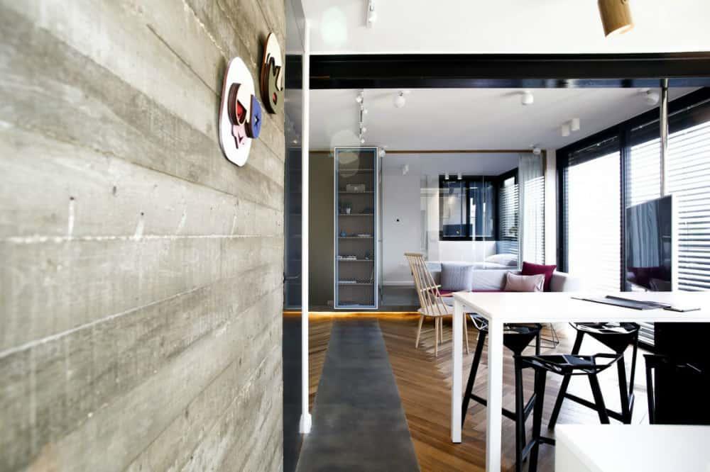 Apartment in Tel Aviv by Dori Interior Design