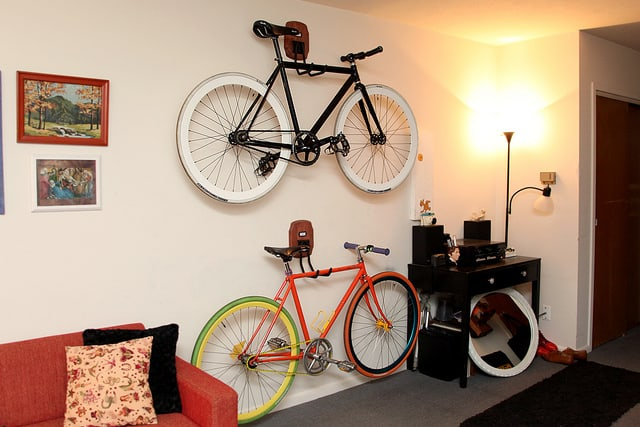 Bike Storage For Small Rooms