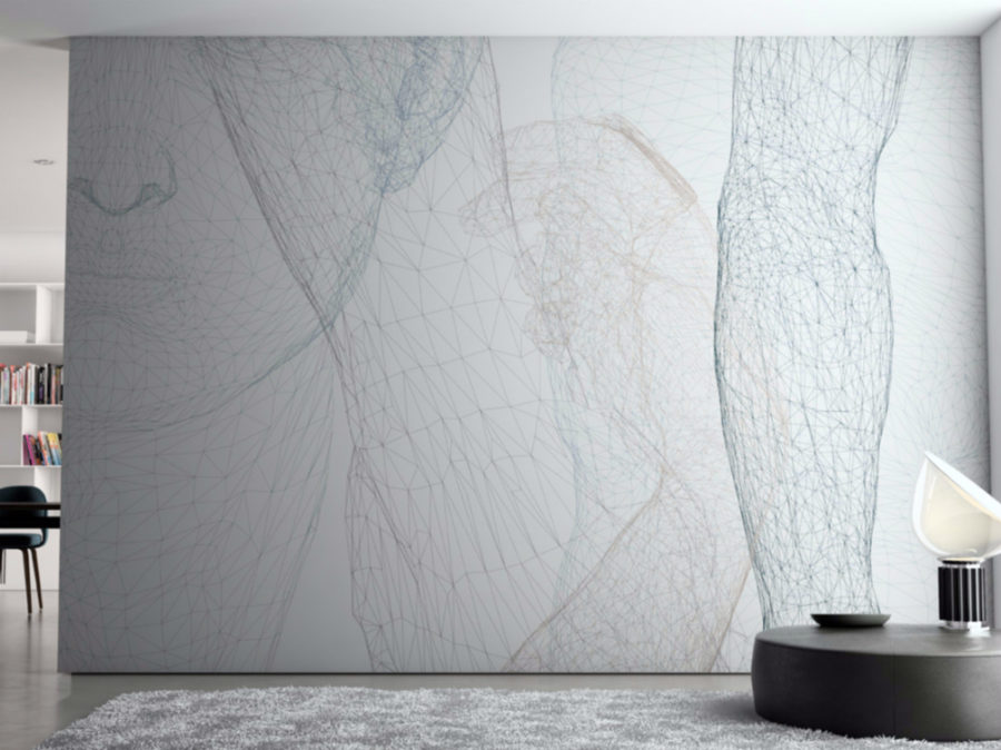 Most unusual wall coverings for every room in the house for Unusual wallpaper for walls