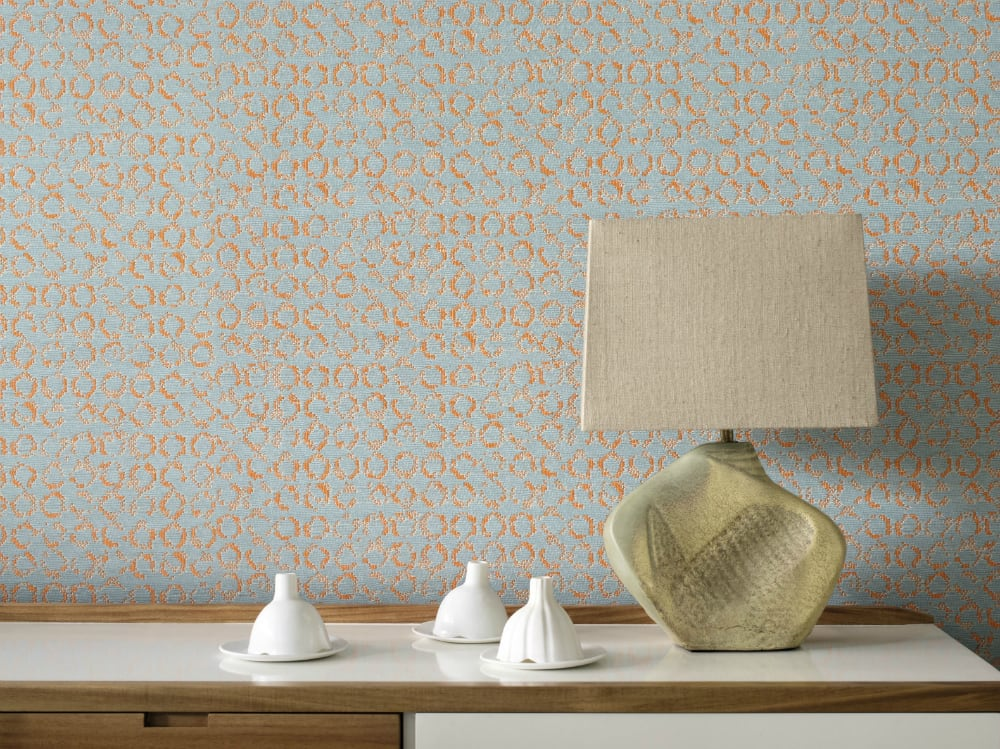 Cabugao wall covering by Élitis