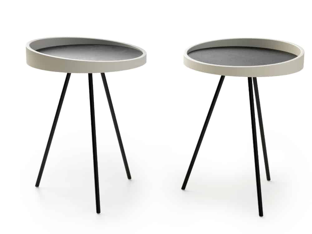 Canna side table by Leolux
