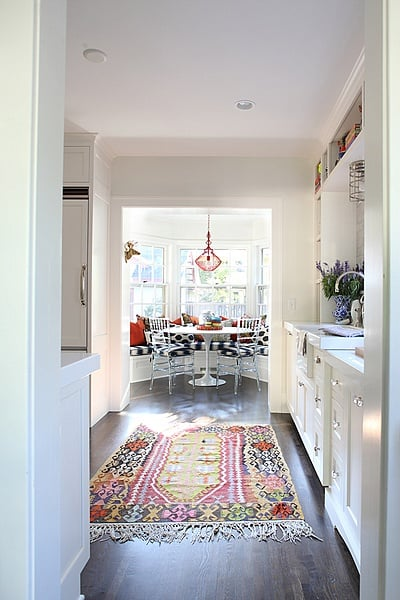 Colorful Oriental Rug from Studio 306