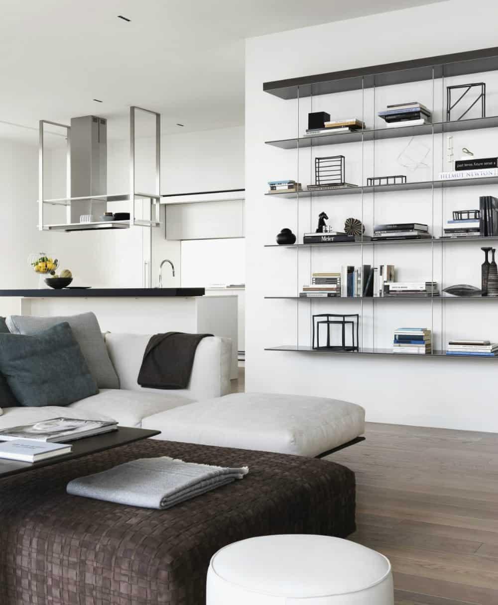 Contemporary home by Matteo Nunziati