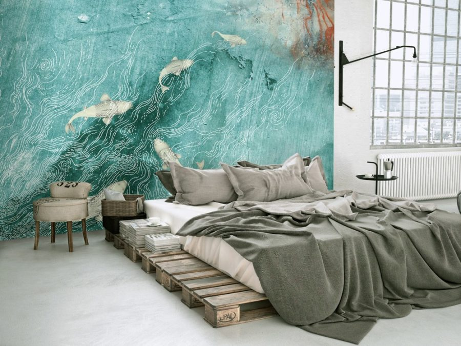 FLUVIUS by MyCollection it 900x675 Most Unusual Wall Coverings for Every Room in the House