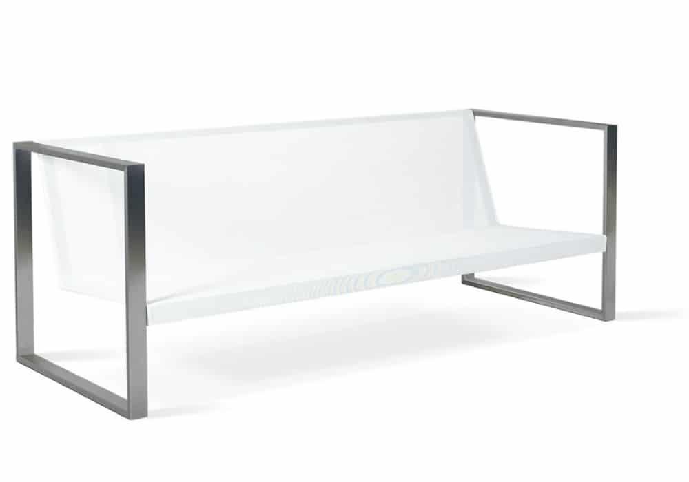 Garden couch Banca Lounge by FueraDentro