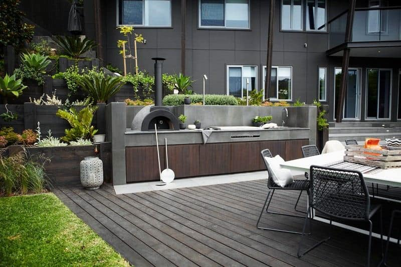 Nice Outdoor Kitchen Style