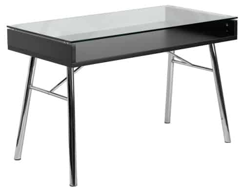 Hayneedle Glass Top Desk These 20 Glass Top Desk Will Start Your Home Office Revamp