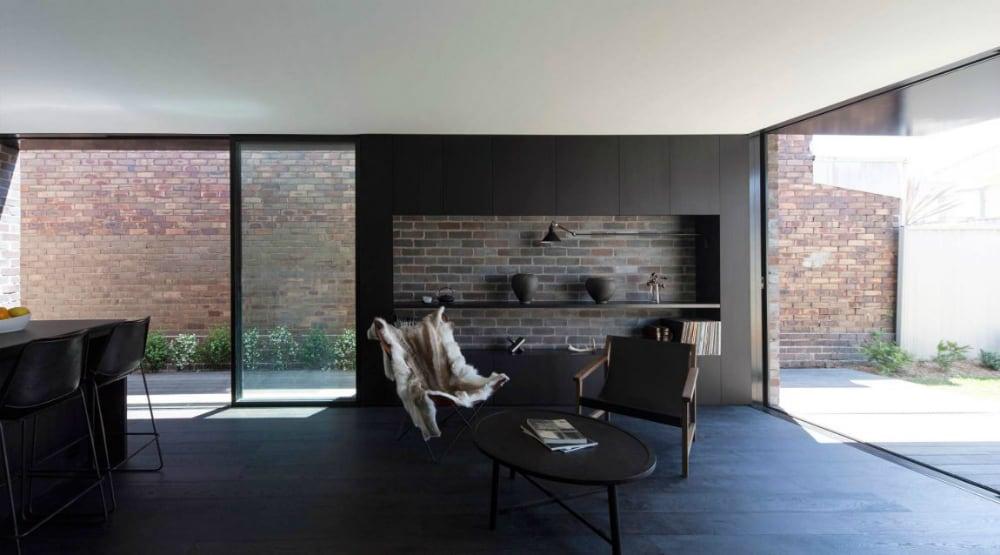 Home in Marrickville by Studioplusthree