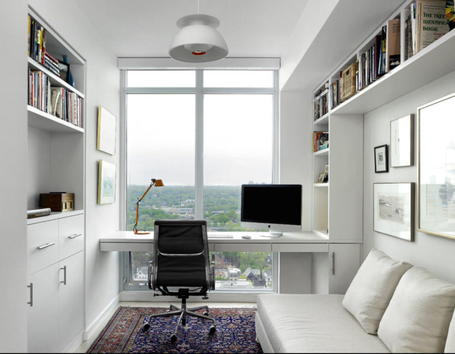 Most Fashionable Home Offices With Views