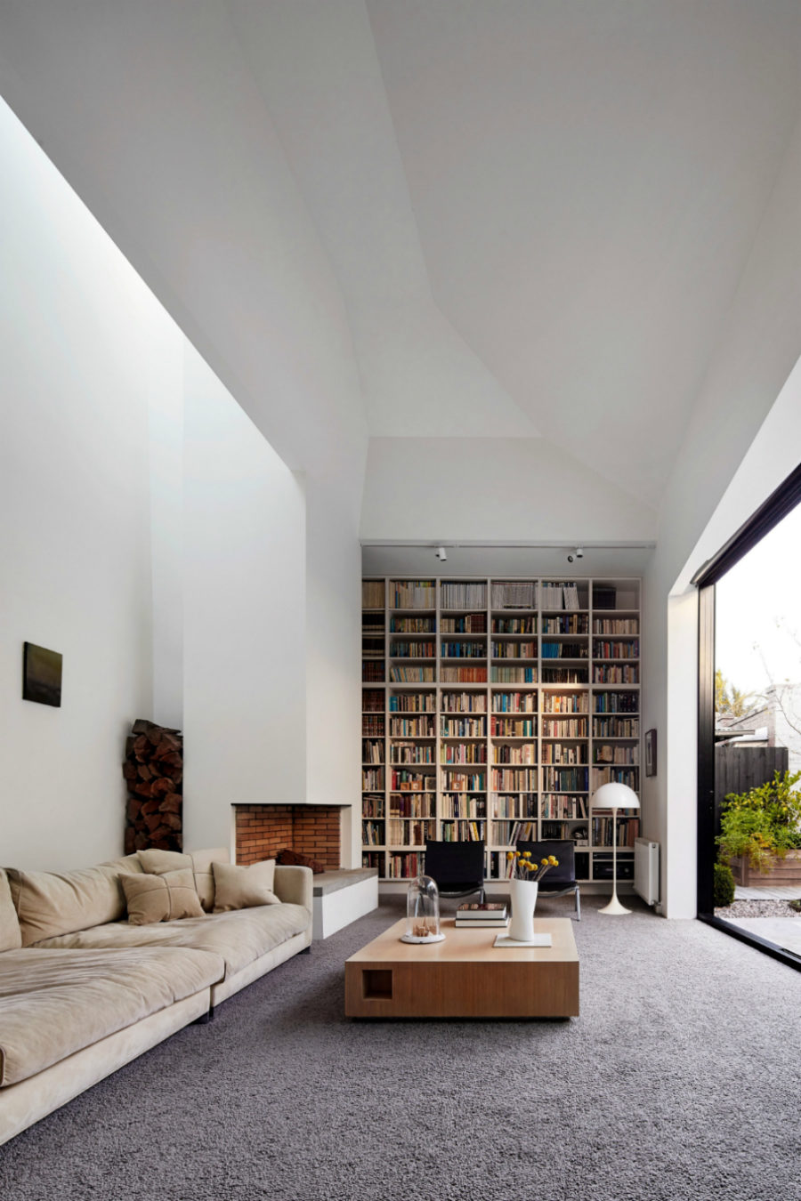 Modern Home Library Ideas For Bookworms And Erflies