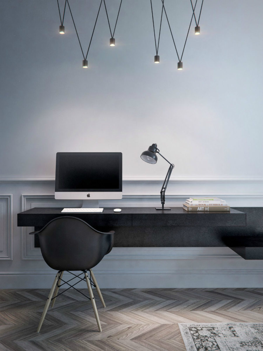 combined office interiors. Statement Desks Combined Office Interiors