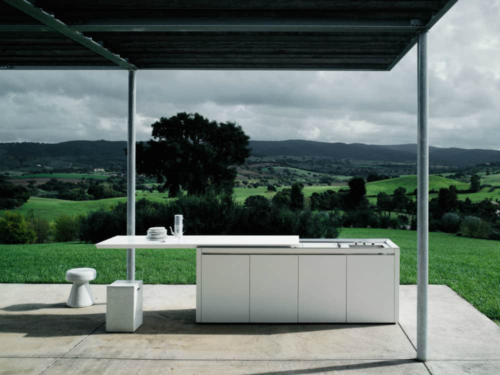 K2 Outdoor Kitchen by Boffi