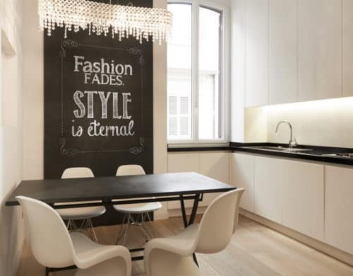 Z Apartment by Carola Vannini is Filled With Style Tricks to Steal