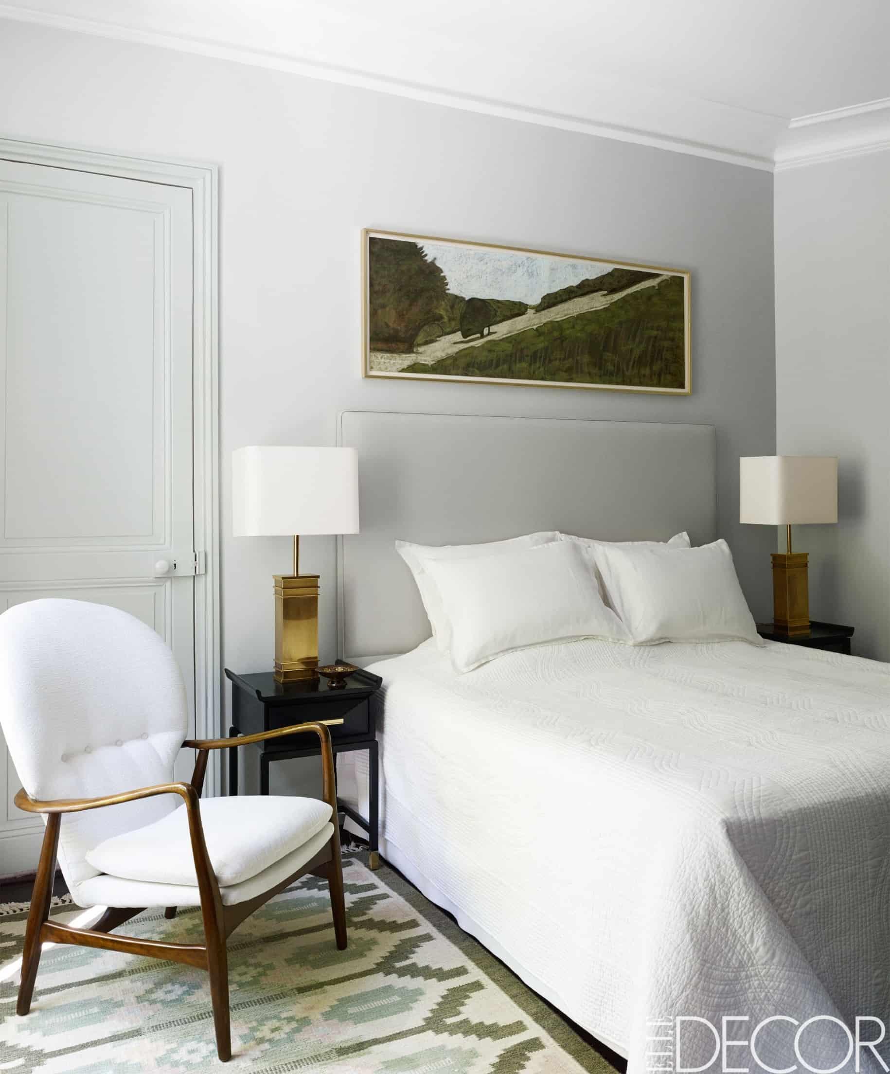 Light Palette Small bedroom