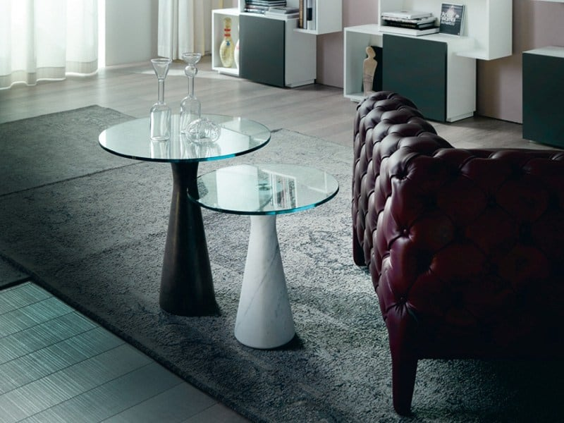 Litro side table by Cattelan Italia