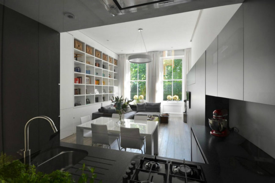 Small London Apartment