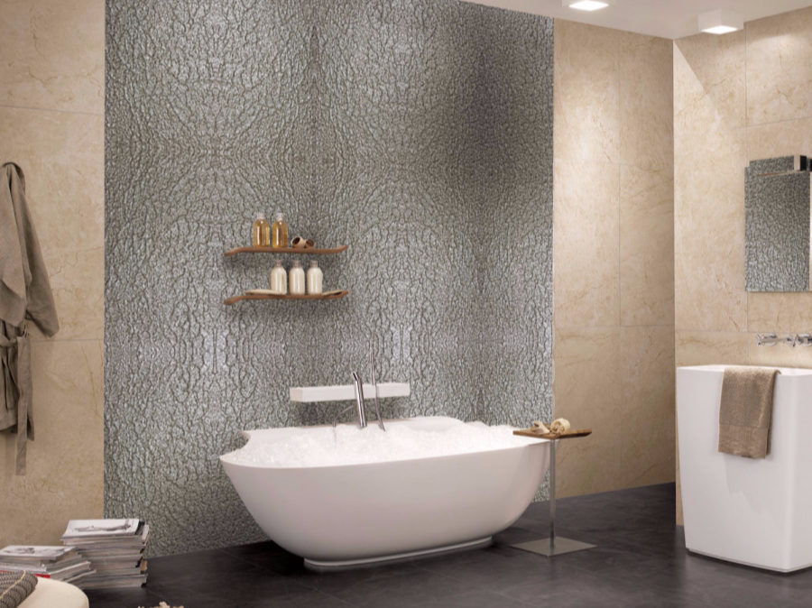 bathroom wall coverings ideas most unusual wall coverings for every room in the house 1560