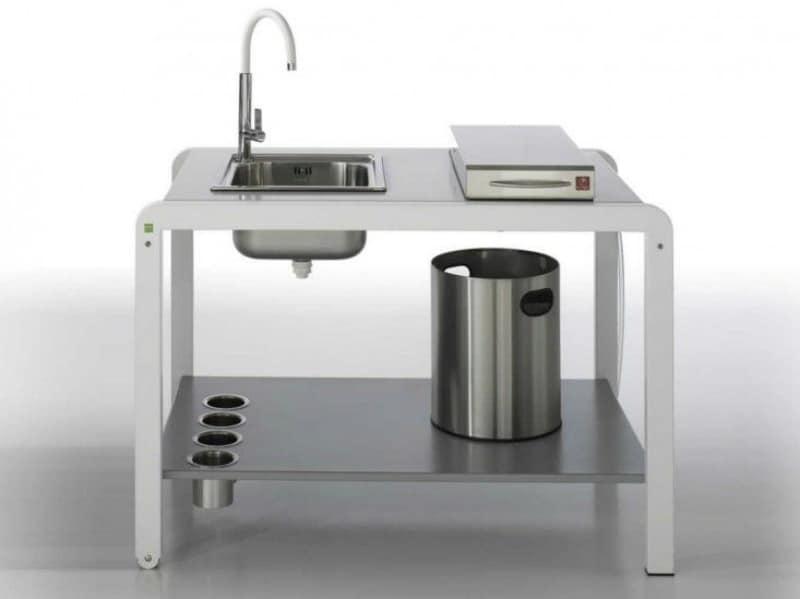 Metalco outdoor kitchen