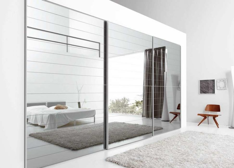 . Bedroom Mirror Designs That Reflect Personality