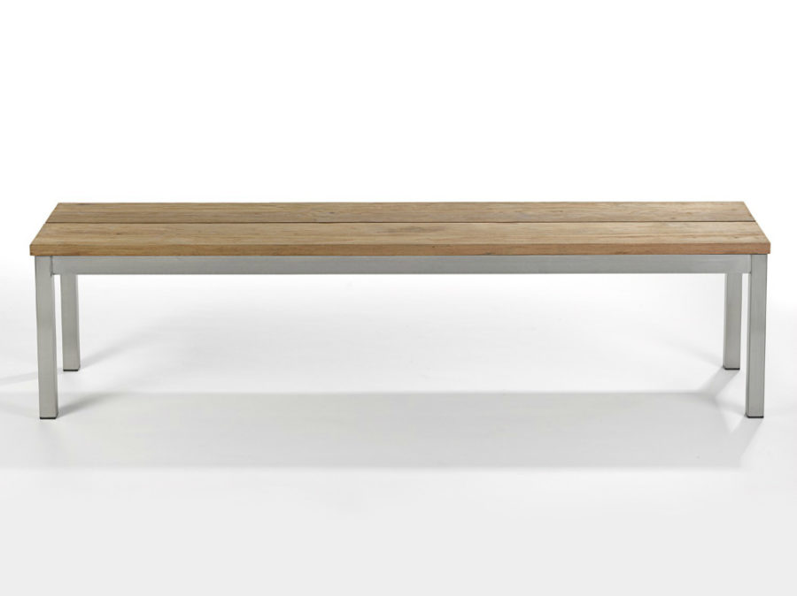 Modena by Fischer MObel 900x674 35 Contemporary Garden Benches That Arent Boring