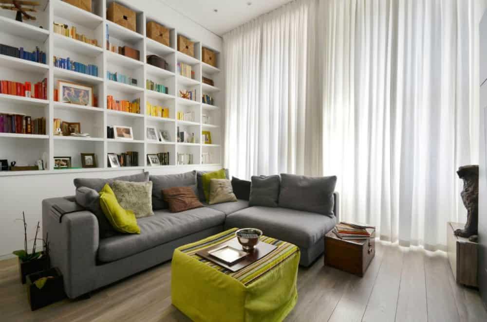 Nevern Square Apartment