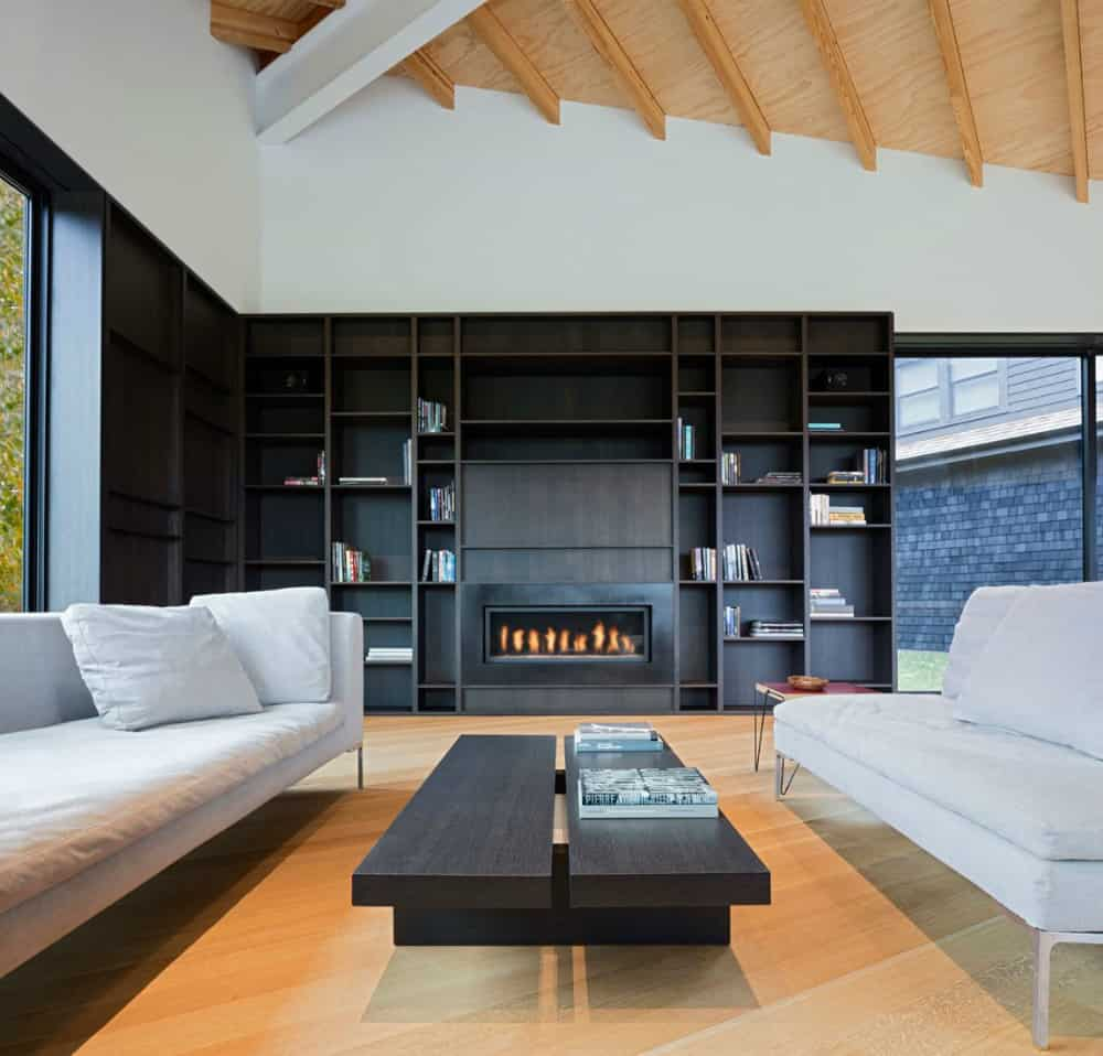 New York cottage remodel by Desai Chia Architecture
