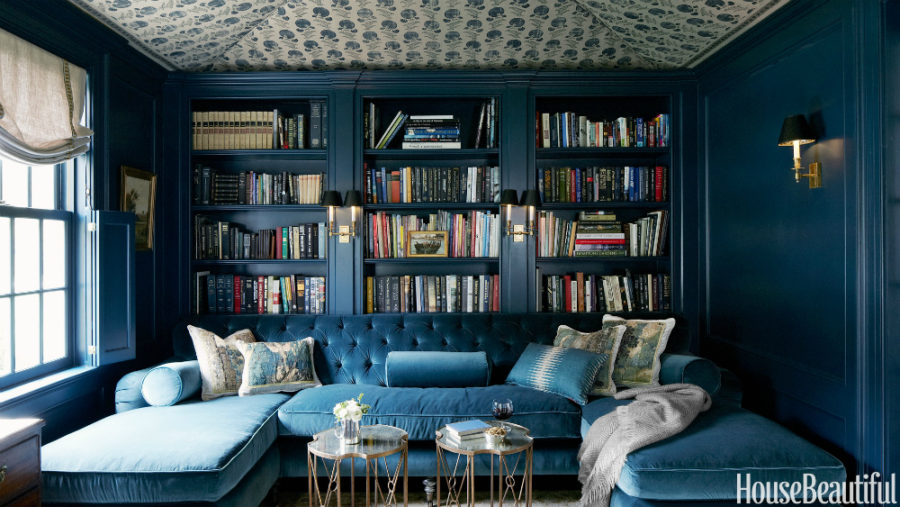 Living Room Libraries