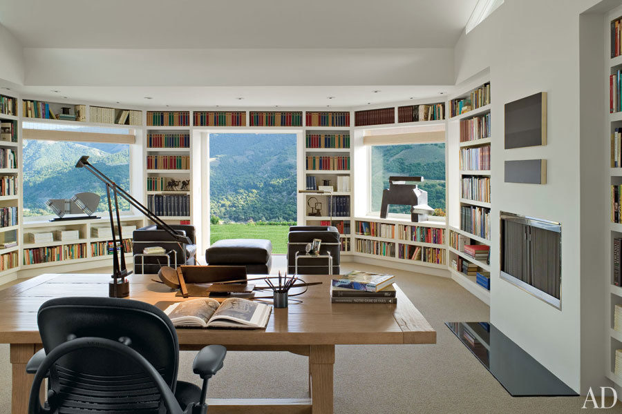 Marvelous Home Office Library