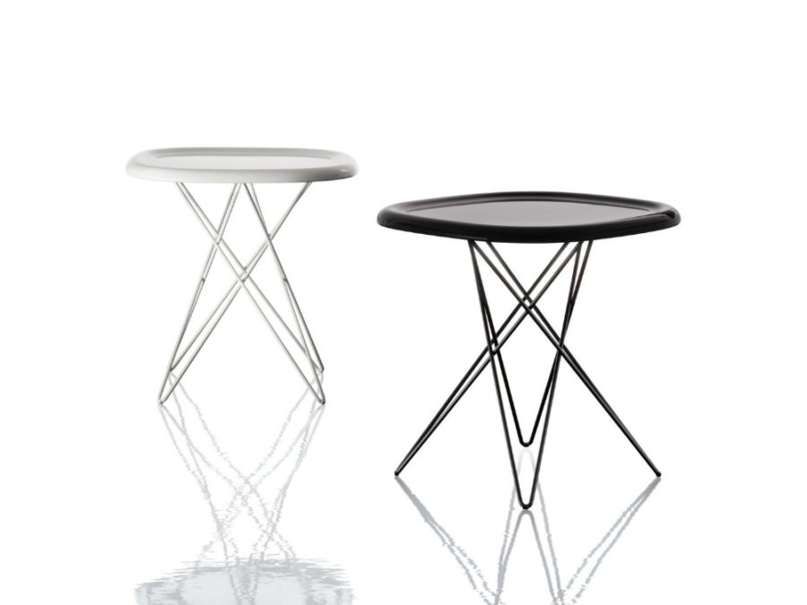 Pizza Table by Magis 900x675 Modern Side Tables Youd Want in Every Room