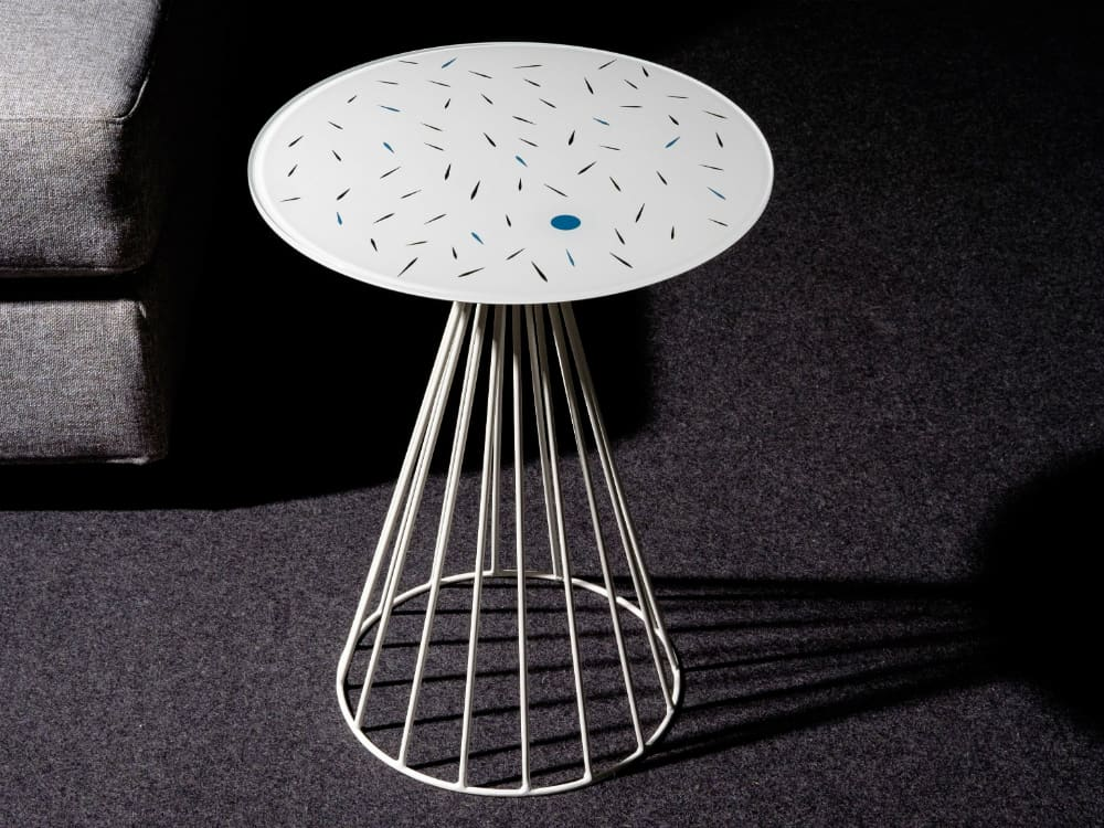 Playful Soho table by Elli Design