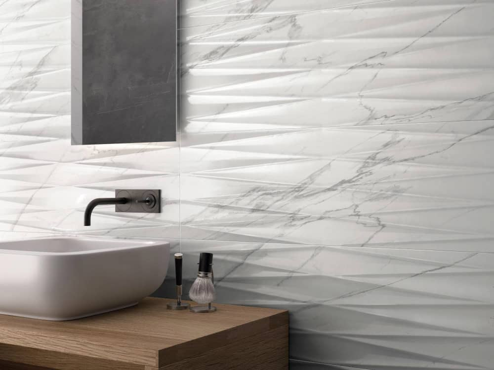 Purity of Marble by Ceramiche Supergres