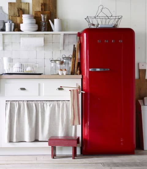 Retro Appliances For Small Kitchen