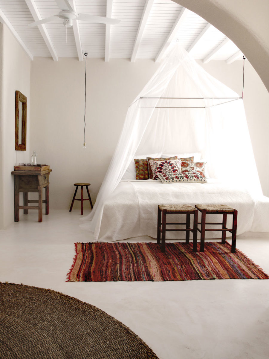 San Giorgio Mykonos Hotel in Greece 900x1201 Sleep Like a King: Dreamy Baldachin Ideas