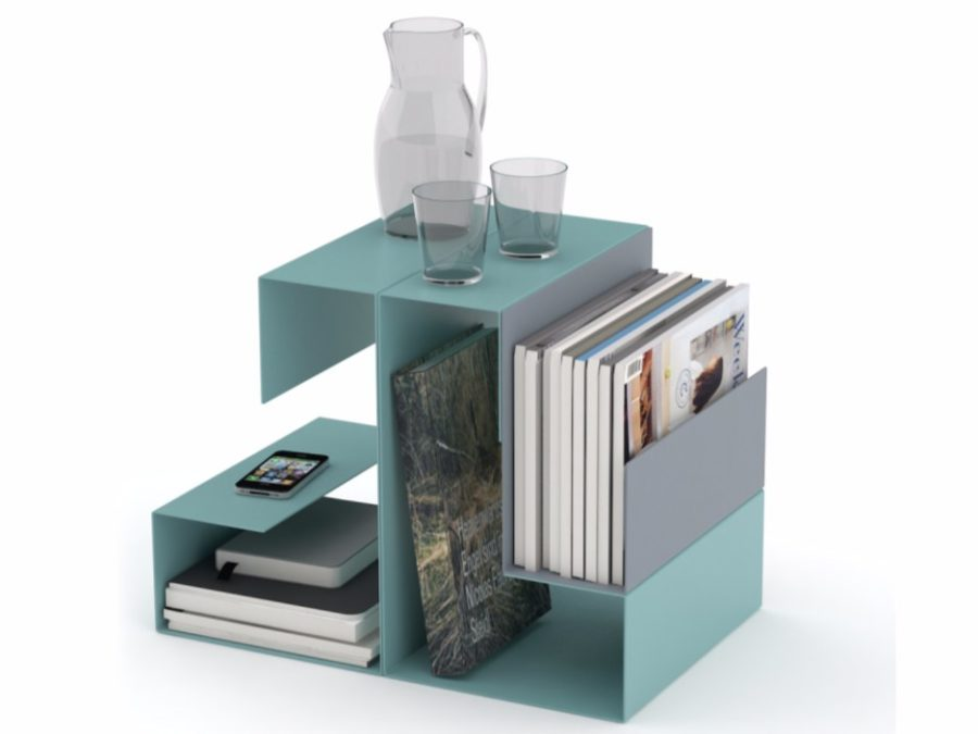 view in gallery side table